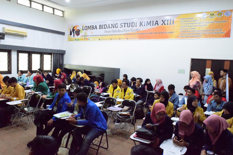 Lomba Bidang Studi Kimia (LBSK) MIPA Untan